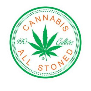 Cannabis Culture Badge